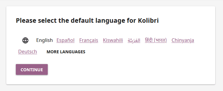 Install Kolibri — Kolibri 0 12 7 documentation